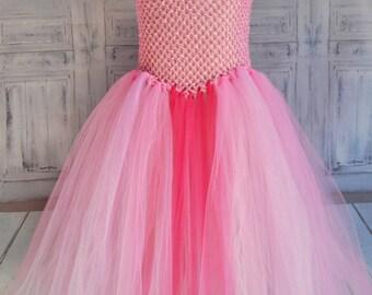 Sleeping princess tutu dress
