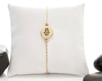 Hamsa, Hamsa Bracelet, Hamsa Jewelry, Hamsa Charm, Hand of Fatima, Hamsa Jewellery, Hamsa Hand, Gold Hamsa, Jewish Jewelry, Evil Eye, b246mB