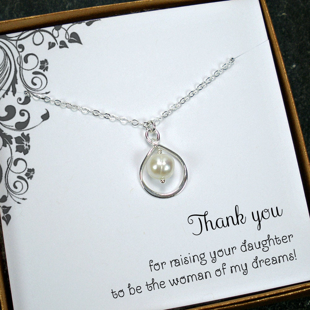 Mother Of The Bride Gift From Groom Mother By