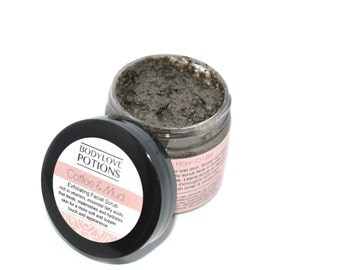 Coffee & Mud Facial Scrub