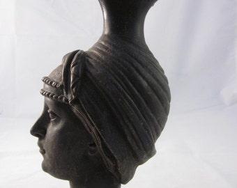 Vintage Wax Lady Mold/Sculpture