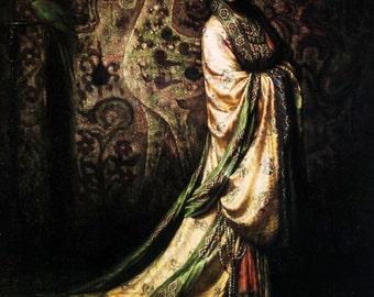 Jade Maiden Perfume - Bergamot, Spearmint, Jasmine, Amber, Wood, Ylang Ylang, Vetiver and Orange