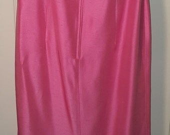 Vintage Elegant Pink Evening Gown House of Bianchi