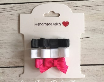 SALE! 15% OFF Toddler Hair Clips, Baby Hair Clips, Infant Hair Clips, Toddler Hair Clips, Baby Barrettes, No-Slip Hair Clips, Toddler Barret