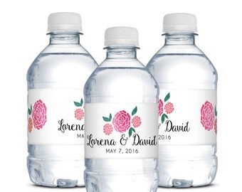 Wedding Water Bottle Labels  Waterproof Label  Wedding Welcome Bag  Rustic  Favor  UniqueView Water Bottle Labels by DesignedByME on Etsy. Diy Wedding Water Bottle Labels. Home Design Ideas