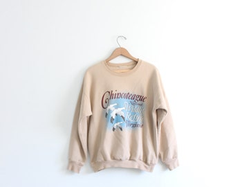 Chincoteague Seagull Souvenir Sweatshirt