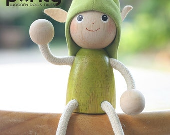 Ponty Dolls : Ponty Elf, code PE 01