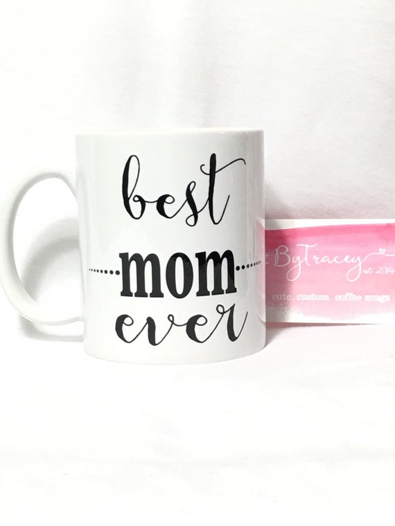 Best of Mom & Dad mugs Baby Girl Little Feet Pink |Number One Cup Mom