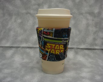 Star Wars cup cozies