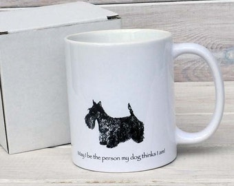 Scotty Dog Mug
