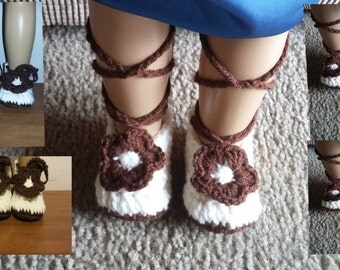 Crcohet Baby Booties/ShoescCrochet baby Shoes