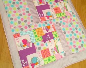 handmade baby bedding, bumper, Blanket