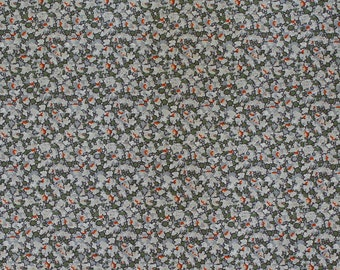 Liberty of London Tana Lawn - Classics Collection (2015) - PEPPER E - sold by 1/4 metre or XL FQ