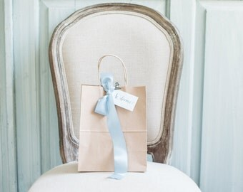 Rustic Wedding Welcome Hotel Bag