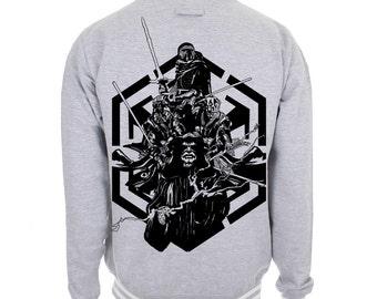 Star Wars jacket The Force Awakens Mens Womens jacket Starwars Darth Vader Christmas Gift