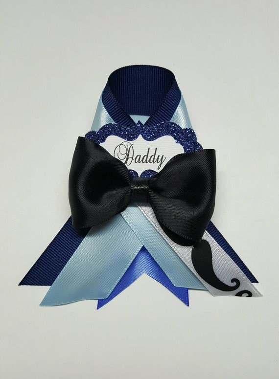 Daddy To Be Pin Bow Tie Corsage Little Man By