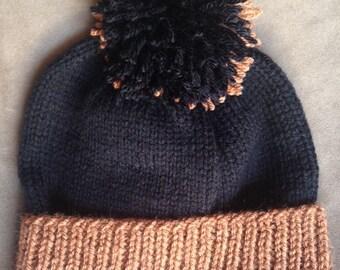 Hand Knit Hat