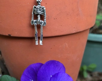 Skeleton pendant