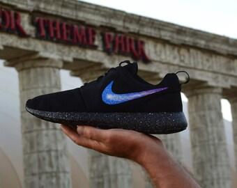Nike Roshe Run Custom Painted Galaxy Roshes