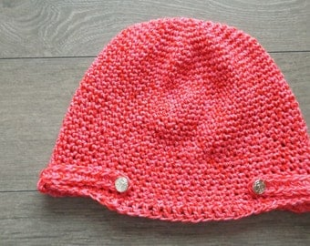 Hat after CHEMO
