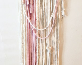 Tickled Pink Wallhanging