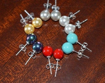 South sea shell pearls with great luster
