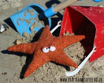 Starfish Crochet Pattern *PDF Only*