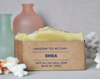 Shea Butter Handmade Soap