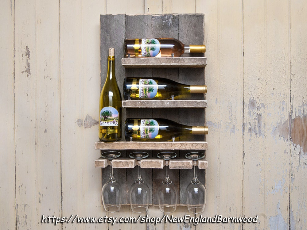 Wine Rack Wall Mounted Unique Wine Racks Wine Glasses Wall