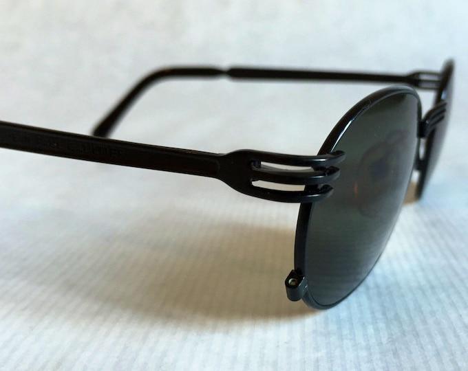 Jean Paul GAULTIER 55 - 3174 Fork Vintage Sunglasses New Unworn Deadstock