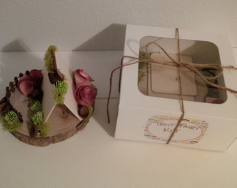 Fairy Tent Kit: Regal Rose