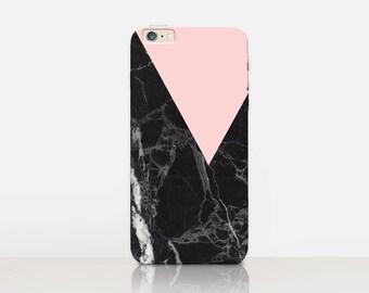 Marble Phone Case For- iPhone 8, 8 Plus, X, iPhone 7 Plus, 7, SE, 5, 6S Plus, 6S, 6 Plus, Samsung S8, S8 Plus, S7, S7 Edge