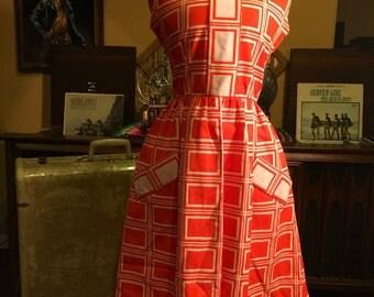 Vintage 1960's Saks Fifth Avenue Dress