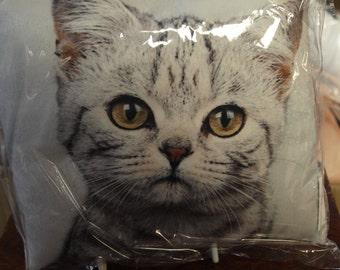 Cat Mini Cushion
