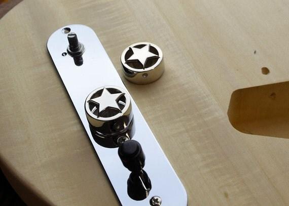 guitar volume knob allies star custom parts. Black Bedroom Furniture Sets. Home Design Ideas