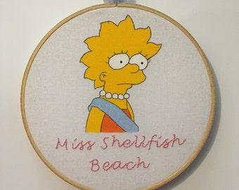 MISS SHELLFISH BEACH