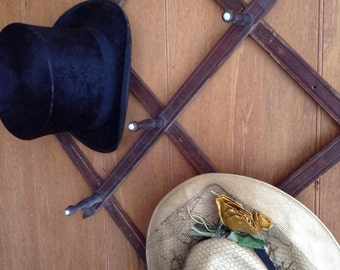 Antique Hat Rack from the 1800's
