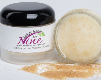 Sugar Body Scrub 4 oz Jar