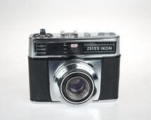 Vintage Camera - Zeiss Ikon Contessamat SE