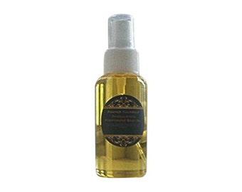 Burberry British Fragrance Perfume Body Oil Spray 2.7 Fl Oz