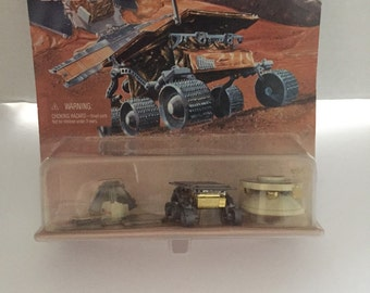 1996 Hot Wheels Action Pack Sojourner Mars Rover