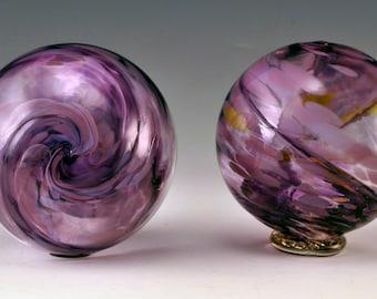 Helix Ball Purple