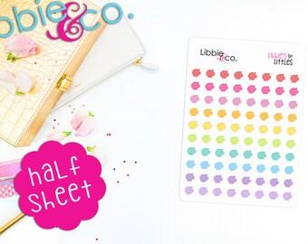 Libbie's Littles Piggy Banks Life Planner Die-Cut Stickers! Perfect for Erin Condren, Happy, ...