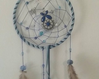 Butterfly And Dragonfly Dreamcatcher