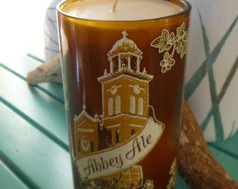 Abita Abbey Ale candle