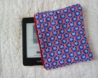 Patriotic Shield  eReader Carrying Bag