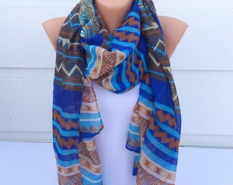 Cotton Scarf, Birthday Gift, Voile Scarf, Gift Women, Summer Scarf, Gift For Women, Gift For Her, Womens Gift, Clothing
