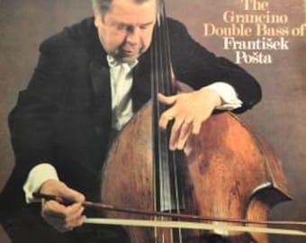 František Pošta -- The Grancino Double Bass
