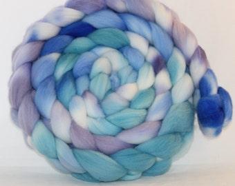 Collin - White Gum Wool Sliver (Merino 17micron)