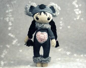 Crochet pattern : Hanna the Koala